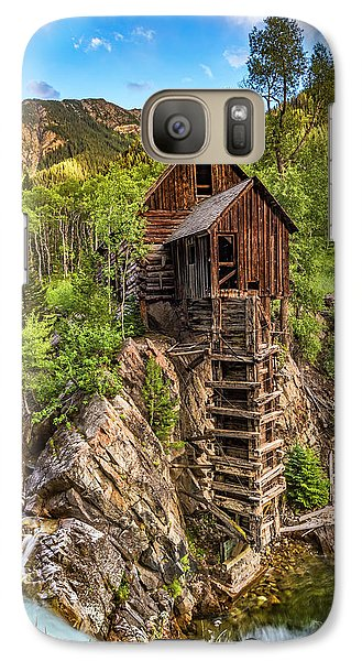 The Old Mill Galaxy S7 Case