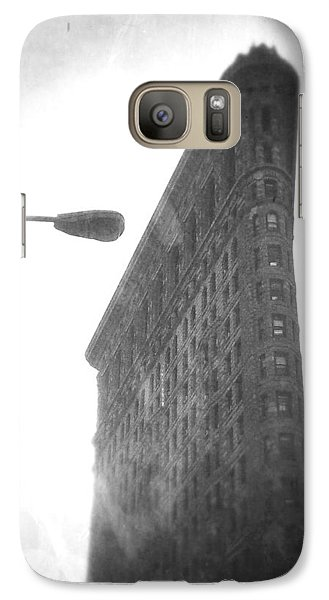 Galaxy Case featuring the photograph The Old Neighbourhood by Steven Huszar