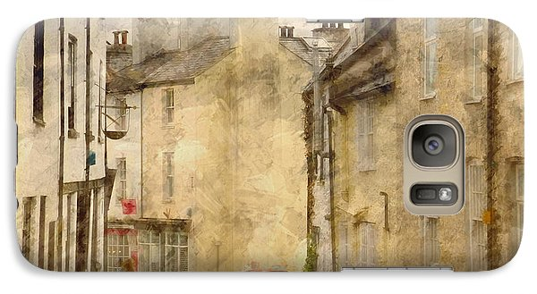 Galaxy Case featuring the photograph The Old Part Of Town by LemonArt Photography
