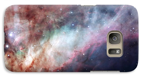 Galaxy Case featuring the photograph The Omega Nebula by Eso