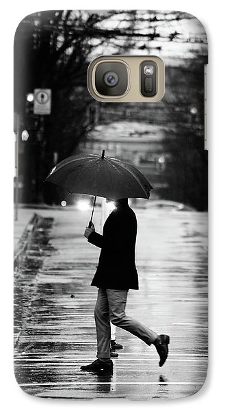 Galaxy Case featuring the photograph The One Chance I Found  by Empty Wall