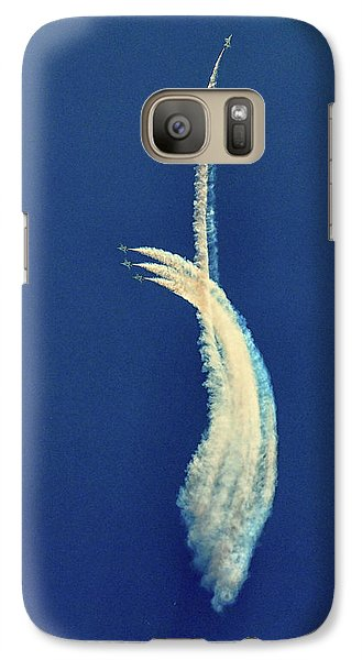 Galaxy S7 Case featuring the photograph The One That Got Away by Bill Swartwout Fine Art Photography