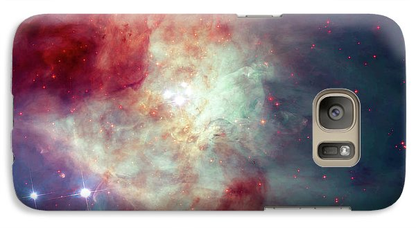 Galaxy Case featuring the photograph The Orion Nebula #3 by Nasa