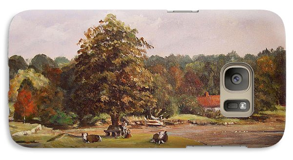 The Pack Lunch Galaxy S7 Case by Beatrice Cloake