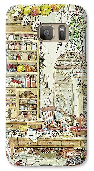 The Palace Kitchen Galaxy S7 Case