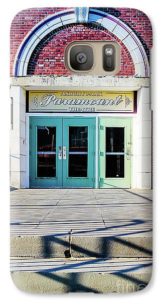 Galaxy Case featuring the photograph The Paramount Theatre by Colleen Kammerer