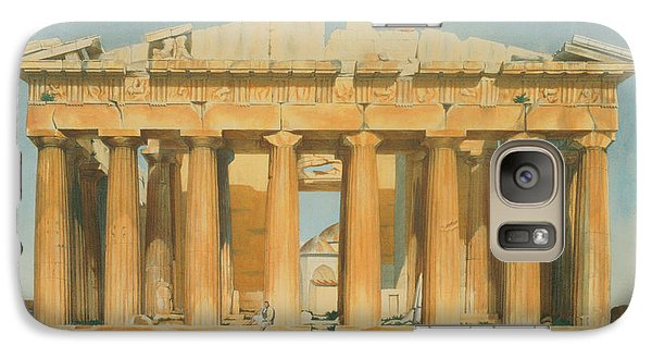 Architecture Galaxy S7 Case - The Parthenon by Louis Dupre