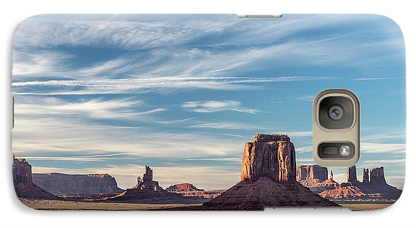 Galaxy Case featuring the photograph The Past by Jon Glaser