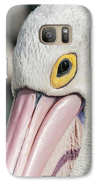 The Pelican Look Galaxy S7 Case by Werner Padarin