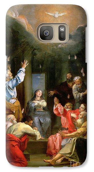 The Pentecost Galaxy S7 Case