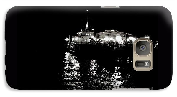 Galaxy Case featuring the photograph The Pier by Vanessa Palomino