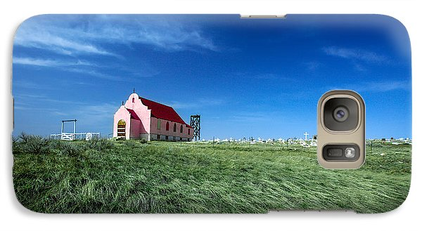 The Pink Church Galaxy S7 Case