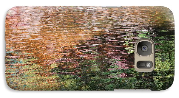 Galaxy Case featuring the photograph The Pond by Donna Greene