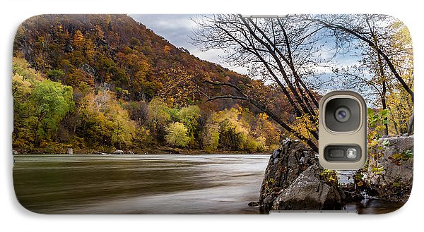 The Shenandoah In Autumn Galaxy S7 Case
