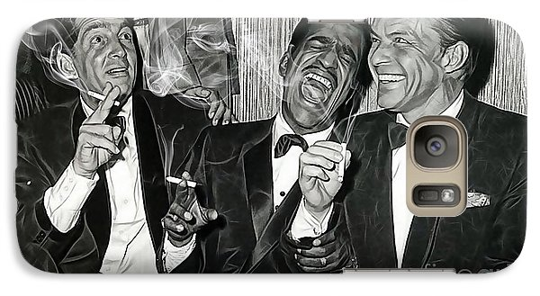 The Rat Pack Collection Galaxy S7 Case