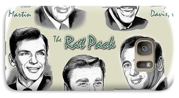 The Rat Pack Galaxy Case by Greg Joens