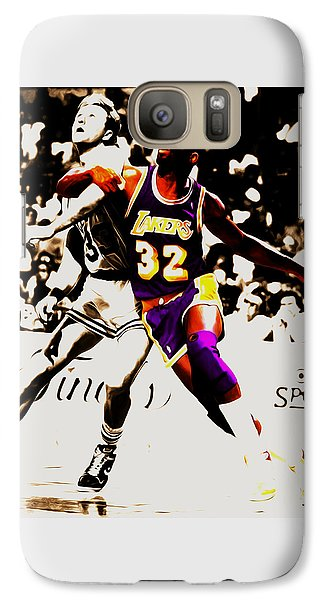 The Rebound Galaxy S7 Case by Brian Reaves