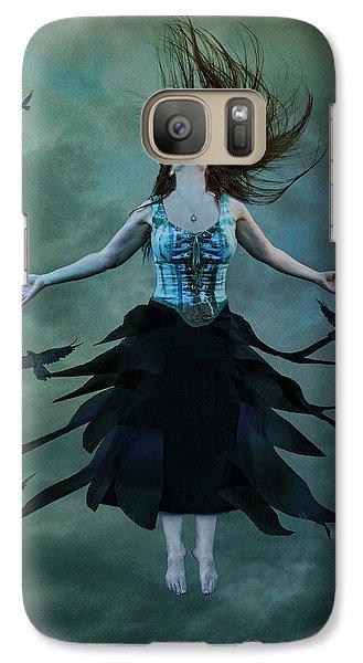The Rising Galaxy S7 Case