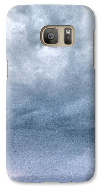 Galaxy Case featuring the photograph The Rising Storm by Jouko Lehto