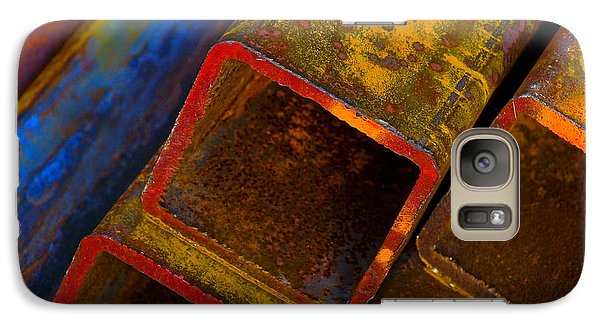 Galaxy Case featuring the photograph The River by Skip Hunt