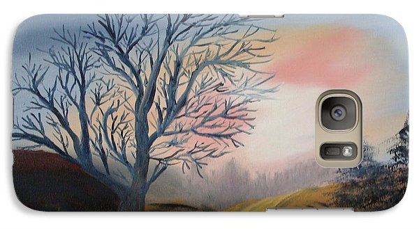 Galaxy Case featuring the painting The Road To... by Rod Jellison