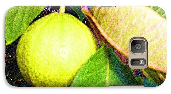 The Rose Apple Galaxy S7 Case