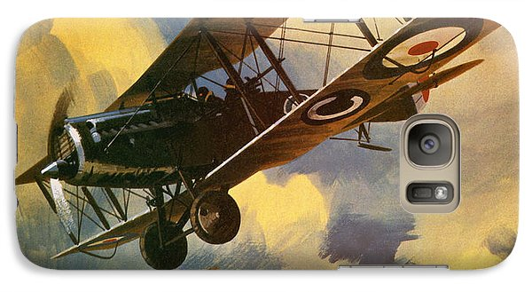 The Royal Flying Corps Galaxy S7 Case by Wilf Hardy
