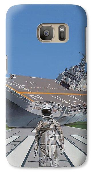 The Runway Galaxy S7 Case