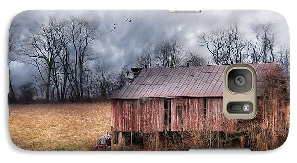 The Rural Curators Galaxy Case by Lori Deiter