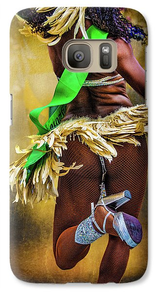 Galaxy Case featuring the photograph The Samba Dancer by Chris Lord