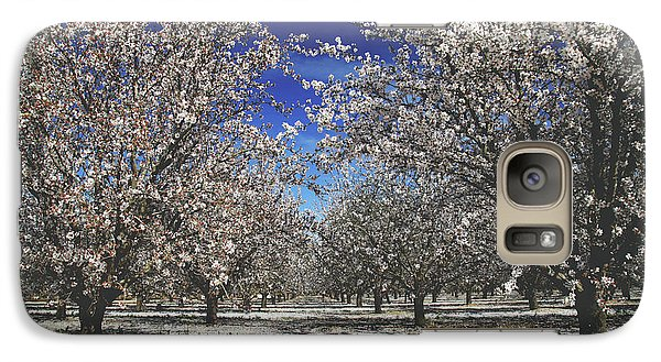 Galaxy Case featuring the photograph The Season Of Us by Laurie Search