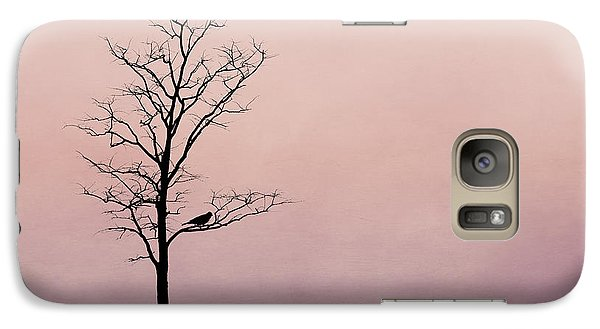 Galaxy Case featuring the photograph The Serenade by Tom Mc Nemar