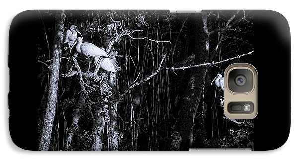 Ibis Galaxy S7 Case - The Sleeping Quaters by Marvin Spates