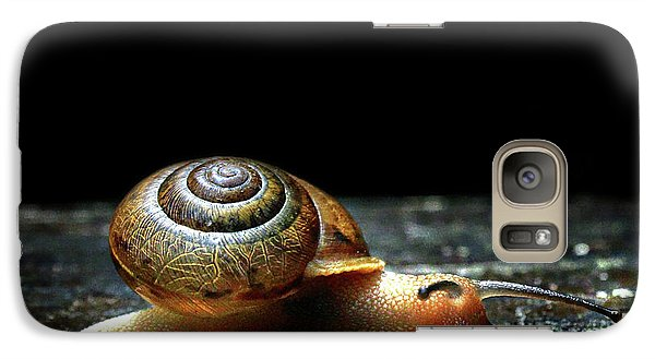 Galaxy Case featuring the photograph The Small Things by Jessica Brawley