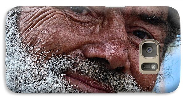 Galaxy Case featuring the photograph The Smile Of Life by Erhan OZBIYIK