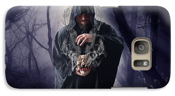 Wizard Galaxy S7 Case - The Sounds Of Silence by Smart Aviation