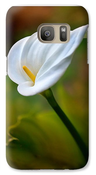 Galaxy Case featuring the photograph The Spirit Of Ecstasy by Marion Cullen