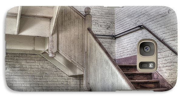 Galaxy Case featuring the photograph The Stairs Horizontal by David Bishop