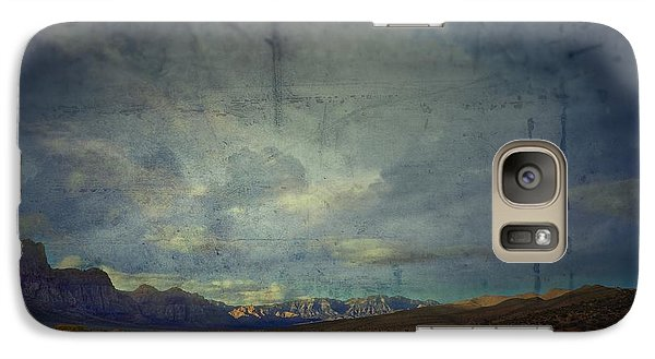 Galaxy Case featuring the photograph The Story Goes On  by Mark Ross