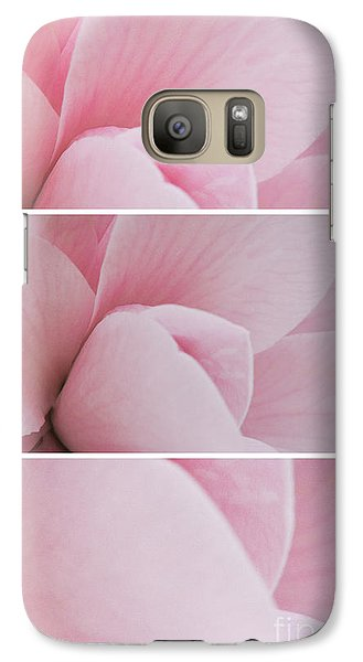 Galaxy Case featuring the photograph The Sum Of The Parts by Linda Lees