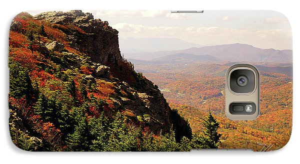 Galaxy Case featuring the photograph The Summit In Fall by Meta Gatschenberger