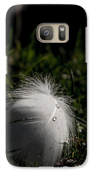 Galaxy Case featuring the photograph The Swans Are Back by Odd Jeppesen