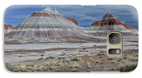 Galaxy Case featuring the photograph the TeePees by Gary Kaylor