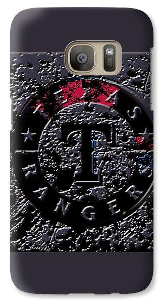 Roger Dean Galaxy S7 Case - The Texas Rangers 1a by Brian Reaves