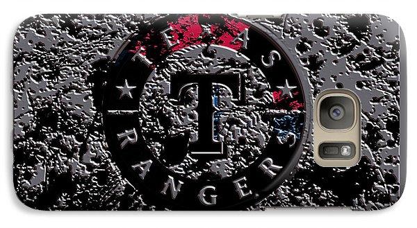 Roger Dean Galaxy S7 Case - The Texas Rangers 1b by Brian Reaves