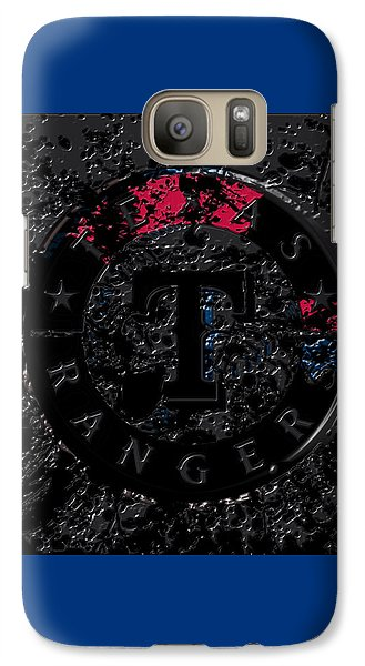 Roger Dean Galaxy S7 Case - The Texas Rangers 1c by Brian Reaves