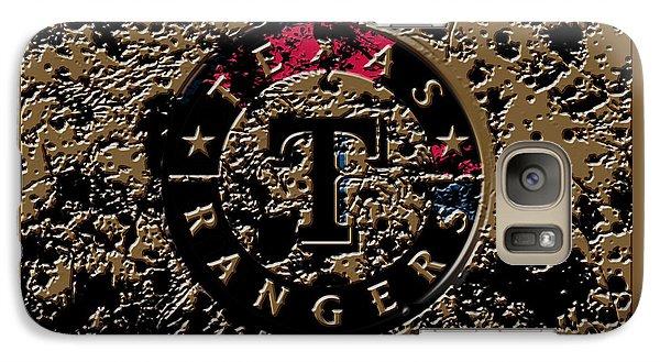 Roger Dean Galaxy S7 Case - The Texas Rangers 1e by Brian Reaves