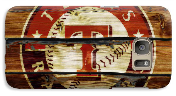 Roger Dean Galaxy S7 Case - The Texas Rangers 1w by Brian Reaves