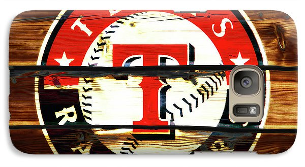Roger Dean Galaxy S7 Case - The Texas Rangers 3w by Brian Reaves