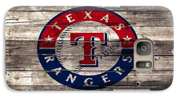 Roger Dean Galaxy S7 Case - The Texas Rangers 4a by Brian Reaves